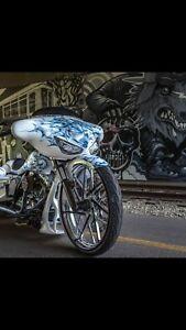 Custom Painter trade for dirt bike