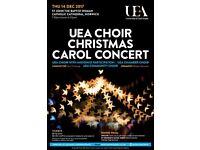 UEA Choir Christmas Carol Concert