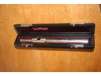 Powell Signature Boston solid silver flute headjoint