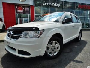 2012 Dodge Journey SE PLUS/AIR CLIMATISÉ/CRUISE CONTROL