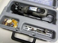 Dremel MultiPro 395 Rotary Tool, Hardly Used With Tools & Case, Bargain!