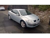 for sale spares or repair selling for a friend RENAULT MEGANE CONVERTIBLE 2003-2008 RENAULT Vehicle