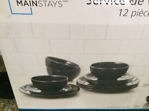 7 piece dinnerware set