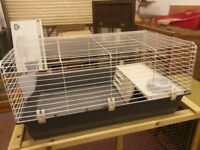 Indoor rabbit cage in excellent condition