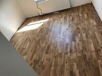 LAMINATE/Wood FLOORING,PLASTERING,PAINTING