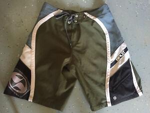 Men's Split Shorts