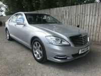 2010 10 Mercedes-Benz S350 3.0CDI V6 Blue F 7G-Tronic BlueEFFICIENCY 47.9 MPG PX
