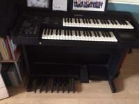 Technics Electric Organ