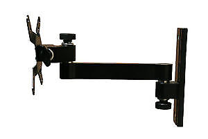 Flat Panel Monitor Wall Mount with Articulating Armfor 13-30''