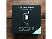 SkyCaddie SG2.5 - Golf distance finder