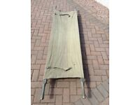 Wartime stretcher for sale