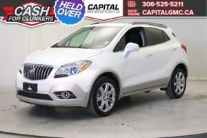 2016 Buick Encore Leather AWD*Navigation-Back-Up Camera-Remote S