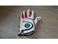 footjoy junior med/lge left hand golf glove