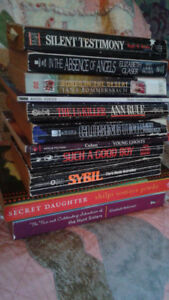 Selection of 11 books
