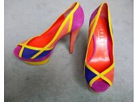 LADIES SHOES - OFFICE - SIZE 5 - WORN ONCE