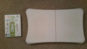 Wii Fit + Wii Fit Board
