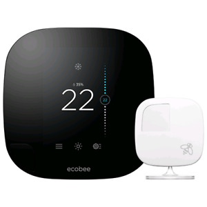 BRAND NEW ecobee3 Wi-Fi Smart Thermostat for Sale