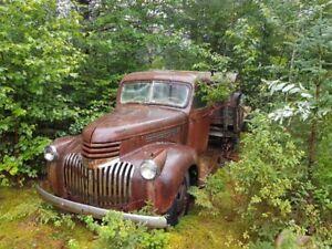 chevrolet 1941 pick up serie AK
