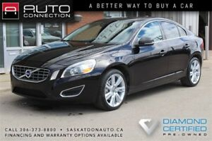2011 Volvo S60 T6 AWD ** LEATHER ** MOONROOF ** BLUETOOTH **