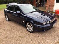 Jaguar X-Type Diesel 2.0 D S,2007/57 Model,Cruise,Leather,Alloys,Service history,MOT Jan 2018,2 Keys