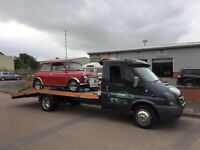 Car Van Transportation Delivery Collection 24hr Recovery Breakdown Fully Insured