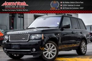 2012 Land Rover Range Rover SC|4x4|Sunroof|Nav|TowHitch|RearCam|