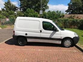 CITROEN BERLINGO 600 HDI LX 75 (white) 2008