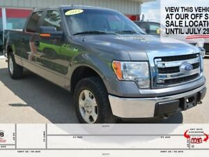 2013 Ford F-150 XLT, UNDER 83,000KMS, GOOD CONDITION