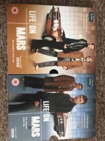Life on Mars Series 1&2