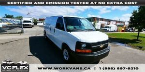 2012 Chevrolet Express G3500 Extended 6.6L Duramax DIESEL - 2 To