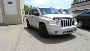 2009 Jeep Compass Rocky Mountain WITH SAFETY