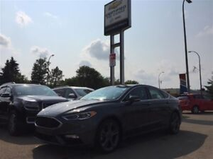 2017 Ford Fusion Sport AWD V6 *Loaded*