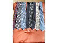 Men's ties - 40 assorted