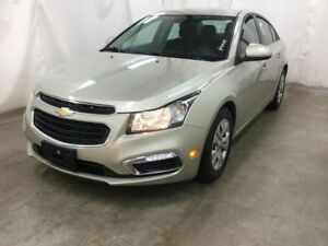 2015 Chevrolet Cruze 1LT *Back up Camera!