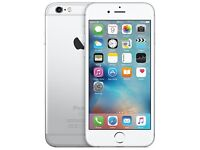 iPhone6 - Silver - 32gb - excellent condition - locked to Vodaphone