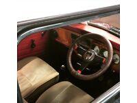 1996 rover mini 1275, NO RUST
