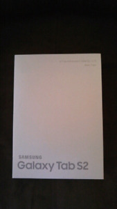"""Samsung 9.7"""" Galaxy SM-818W S2 Tablet/with accessories"""