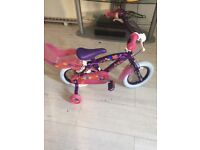 Absolute bargain -Young girls purple bike