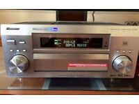 .Pioneer VSX-AX5i Dolby 7.1 AMPLIFIER 7x100 watts TURNTABLE INPUT