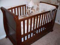 Beautiful used nursery furniture for sale.