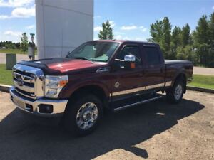 2012 Ford F-350 FULLY LOADED-LOW KM'S-CHROME