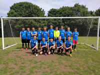 Men's 11asdie Saturday Football Team Seek New Players.