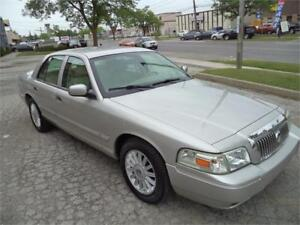 2009 Mercury Grand Marquis LS Ultimate LOW 118000KM  FINANCING