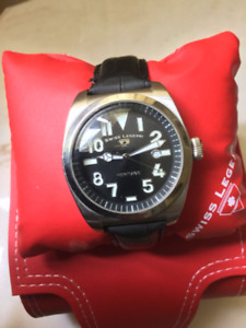 Men's Swiss Legend Heritage watch