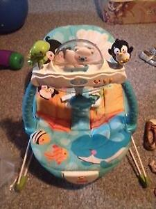 Fisher Price Baby Bounce Chair - Precious Planet Series