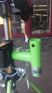 AWS Umbrella Holder for Pipe Stand