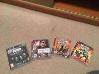 Selection of PS3 games