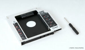 """Universal 2.5"""" The Second 2nd SATA to IDE HDD SSD Caddy"""