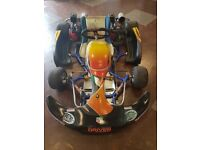 MS Race Pro Kart - Ready for racing