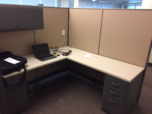 Cubicles & Workstations & Chairs at a great price!!
